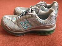 Women's Zip 8505 New Balance Running Shoes / Trainers UK Size 3.5, EU Size 36 - Only 50p!