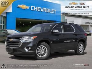 2019 Chevrolet Traverse LT TRAILERING PACKAGE / POWER LIFTGAT...