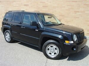 2009 Jeep Patriot North, 2WD. WOW!! Only 164000 Km! P.Sunroof!