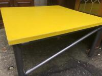Industrial style coffee table FREE DELIVERY PLYMOUTH AREA