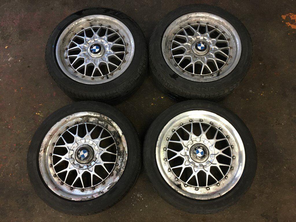 bmw e36 328i sport 17 alloy wheels bbs rc 041 042 m3. Black Bedroom Furniture Sets. Home Design Ideas