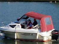 For Sale Quicksilver 510 Cruiser