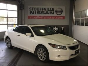 Honda Accord ex-l leather and sunroof 2009