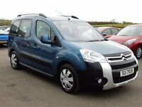 2009 citroen berlingo multi space 1.6 hdi, low miles, motd may 2017 all cards welcome