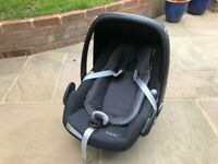 Maxi Cosi Pebble Plus Car Seat for baby