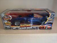 Team power racing cars