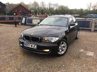BMW 1 SERIES 116i PETROL MANUAL 5 DOOR