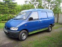 Nissan Vannette Cargo