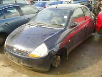 FORD KA ENGINE / GEARBOX / PARTS