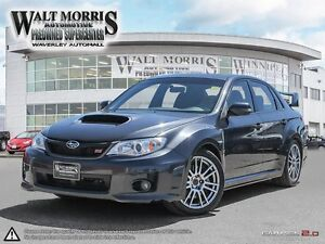 2012 SUBARU IMPREZA STI: LOW MILEAGE, ACCIDENT FREE