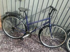 Ladies dawes discovery hybrid bike