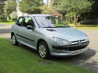 Peugeot 206 SE in Excellent Condition with Full Service History