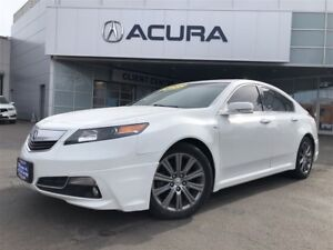 2014 Acura TL ASPEC | OFFLEASE | 3.3% | ONLY97000KMS | 1OWNER