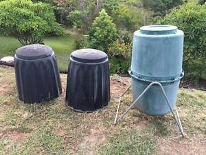 COMPOST BINS X 3 Towen Mountain Maroochydore Area Preview