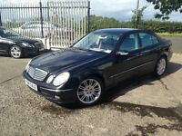 mercedes E CLASS e280 v6 diesel , MAY PART EXCHANGE PX P/EX