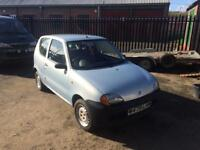 Fiat seicento, first car, cheap