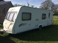 Bailey Pageant Bretagne Series 6 Touring Caravan 6 Berth