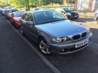 Bmw 330d cd coupe 3.0 diesel £1995