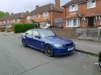 Bmw 320d 2007 le man's blue lady owner bargain