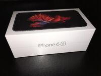 Apple iPhone 6S PLUS 64GB SPACE GREY UNLOCKED (un-used)