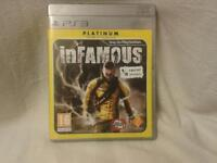 """ps3 game"""" infamous"""""""