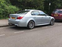 BMW M5 E60 V10 507BHP