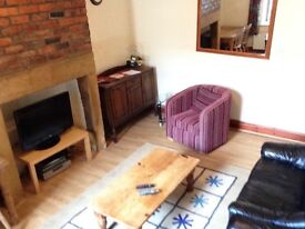 Spacious Double loft room in Heaton - Avail Now