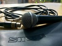 Sure SM58 Microphone (with cable)