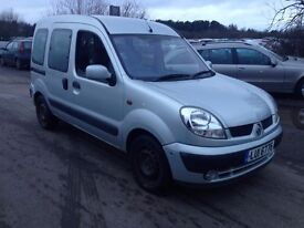 2004 Renault Kangoo 1.6 expression automatic disabled wheelchair converted car