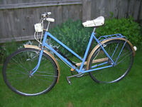 DUTCH STYLE SHOPPER ONEC OF MANY QUALITY BICYCLES FOR SALE