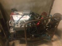 Honda civic ep3 type R engine conversion