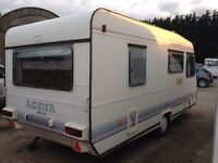 ADRIA 6 berth cris reg 1993year