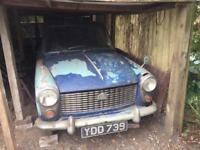 Austin A40 mark 1 Farina