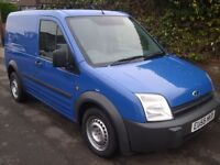 2005 TRANSIT CONNECT L220 TD. **** WILL HAVE NEW MOT PUT ON BEFORE IT GOES ***
