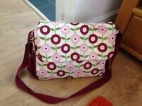 Baby nappy changing bag