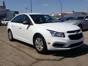 2016 Chevrolet Cruze LS 1LS|6.SPEED|FINANCING  AVAILABLE