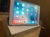 iPad Mini 2 Retina 16GB 4G Cellular Unlocked Silver - Like New