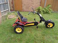 Berg adult size 3 wheel go cart/ kart
