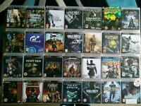 PlayStation 3 slim boxed with 44 games and playstation TV