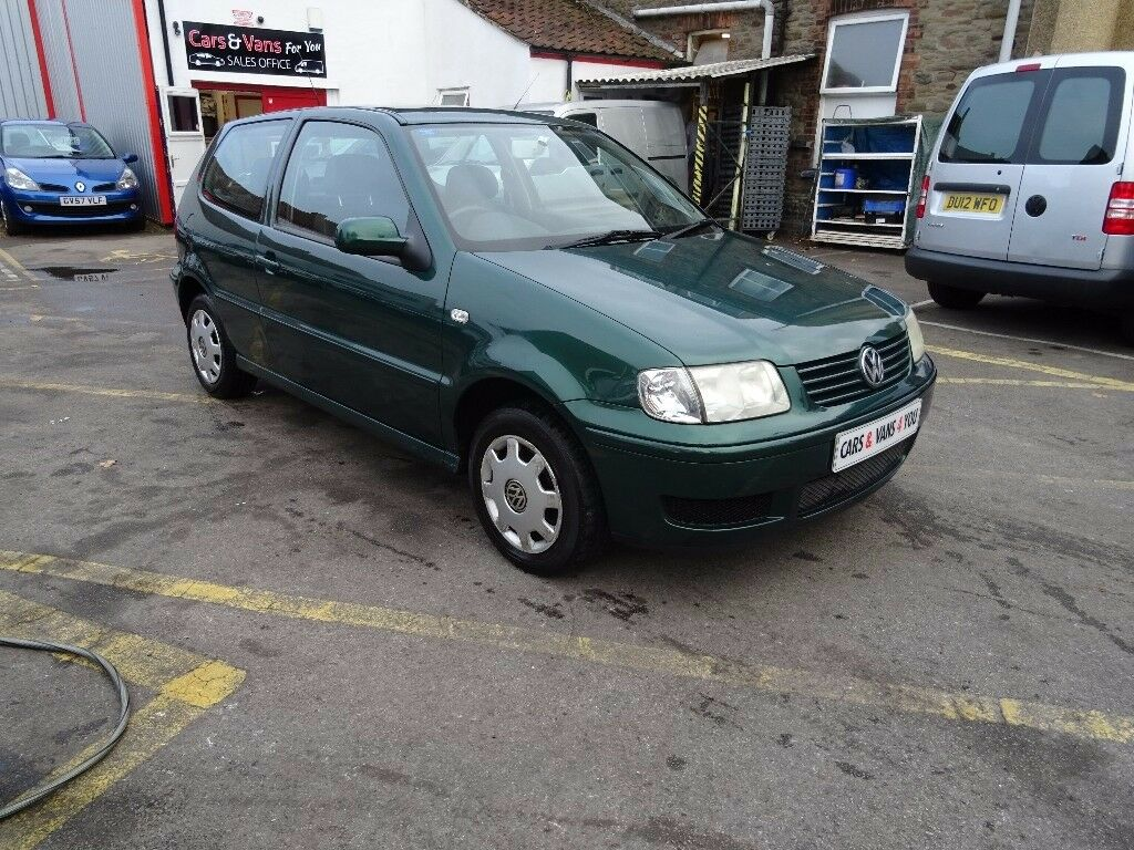 2001 Volkswagen Polo 1.4 Match 3dr LOADS OFF SERVICE HISTORY
