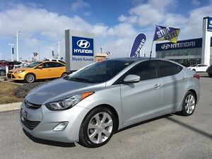 2013 Hyundai Elantra Limited LEATHER SUNROOF