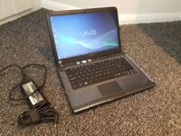 "Sony VAIO VPCCA1S1E 14"" HD Laptop/ Intel Core i5 2.3GHz/ Radeon HD Graphic/ 4GB Memory/ 320GB HDD"