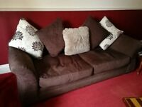 DFS 4 seater sofa