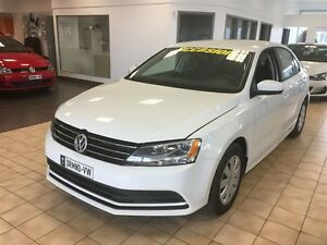 2017 Volkswagen Jetta 1.4 TSI Trendline+/location disponible!!