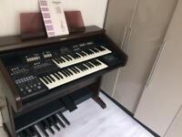 Technics Organ - Piano - Keyboard
