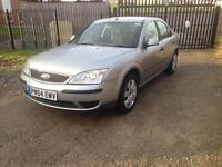 Ford Mondeo 2.0 TDCi LX - semi-auto- one owner- low miles!
