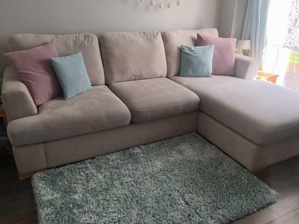 Groovy Dfs Freya 4 Seater Corner Sofa Left And Right Rrp 899 Reduced Price In Musselburgh East Lothian Gumtree Machost Co Dining Chair Design Ideas Machostcouk