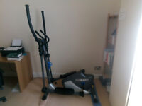 Roger Black Plus Cross Trainer, hardly used (due to a mix of laziness and lack of time!)