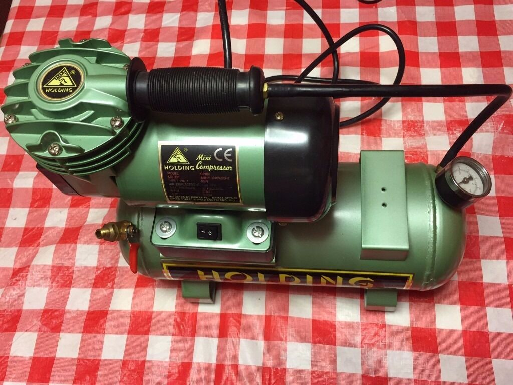 Holding Mini Air Compressor In Beccles Suffolk Gumtree