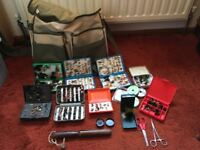 2nd Hand Fly Fishing Tackle (Rods / Reels / Flies / Nets)